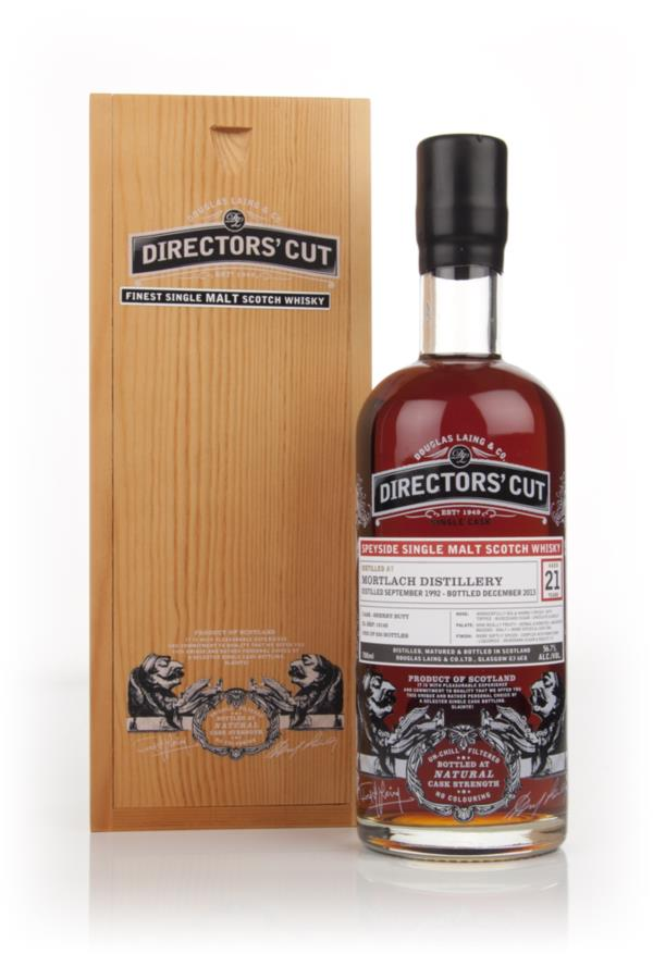 Mortlach 21 Year Old 1992 (cask 10143) - Directors' Cut (Douglas Laing Single Malt Whisky