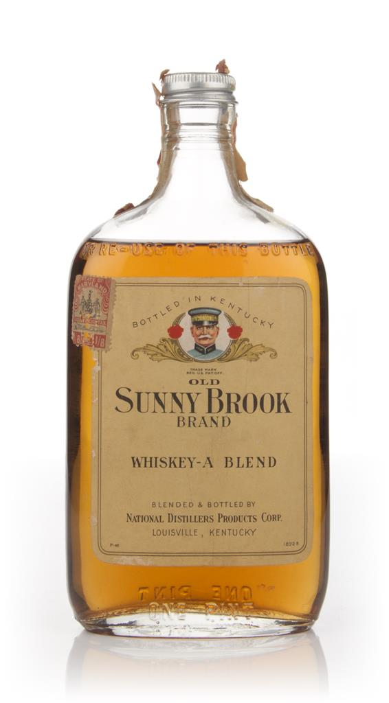 Old Sunny Brook - 1947-50 Blended Whiskey