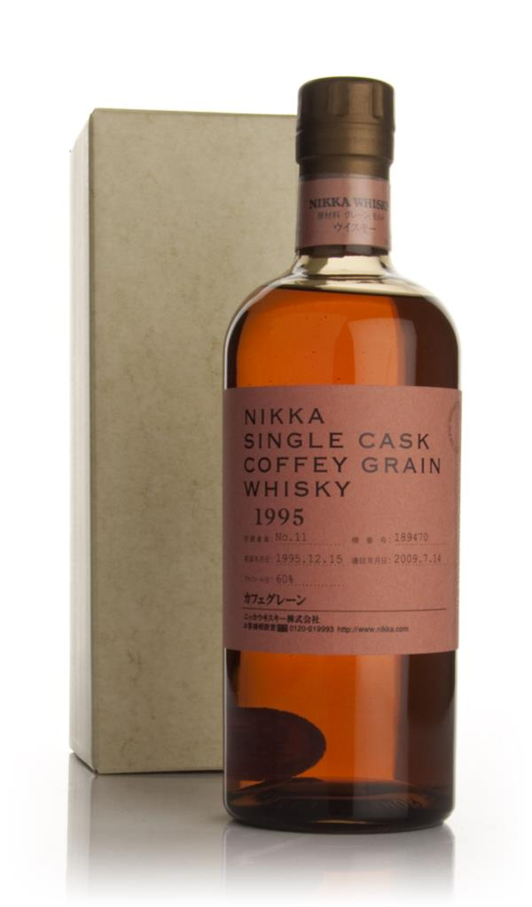 Nikka 1995 Single Cask Coffey Grain Single Malt Whisky