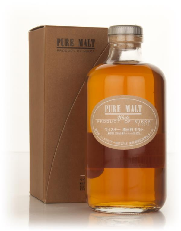 Nikka Pure Malt White Blended Malt Whisky