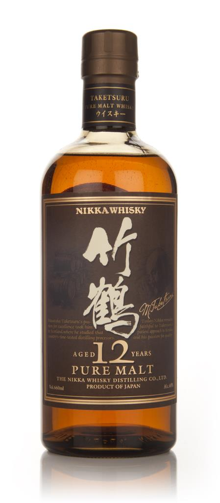 Nikka Taketsuru 12 Year Old Blended Malt Whisky