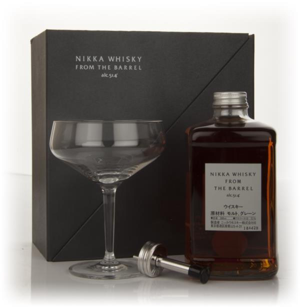 Nikka Whisky From the Barrel Cocktail Set Blended Malt Whisky