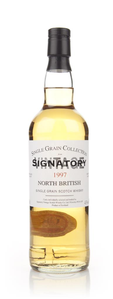 North British 16 Year Old 1997 - Single Grain Collection (Signatory) Grain Whisky