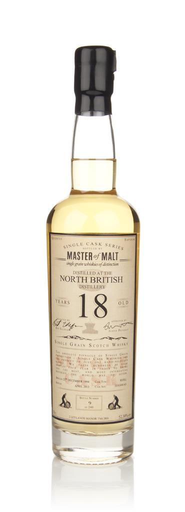 North British 18 Year Old 1994 - Single Cask (Master of Malt) Grain Whisky