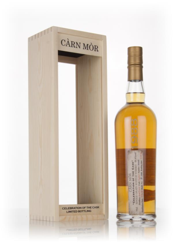North British 28 Year Old 1988 (cask 34443)  - Celebration of the Cask Grain Whisky 3cl Sample