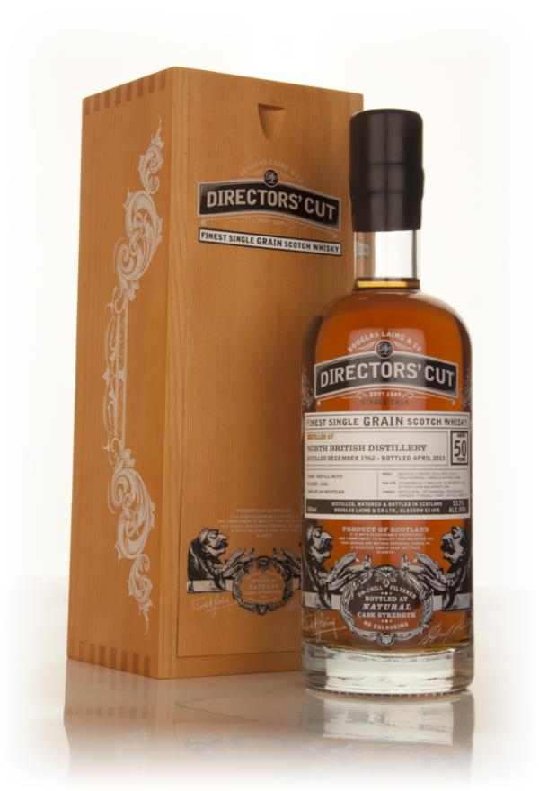 North British 50 Year Old 1962 (cask 9783) - Directors Cut (Douglas L Grain Whisky