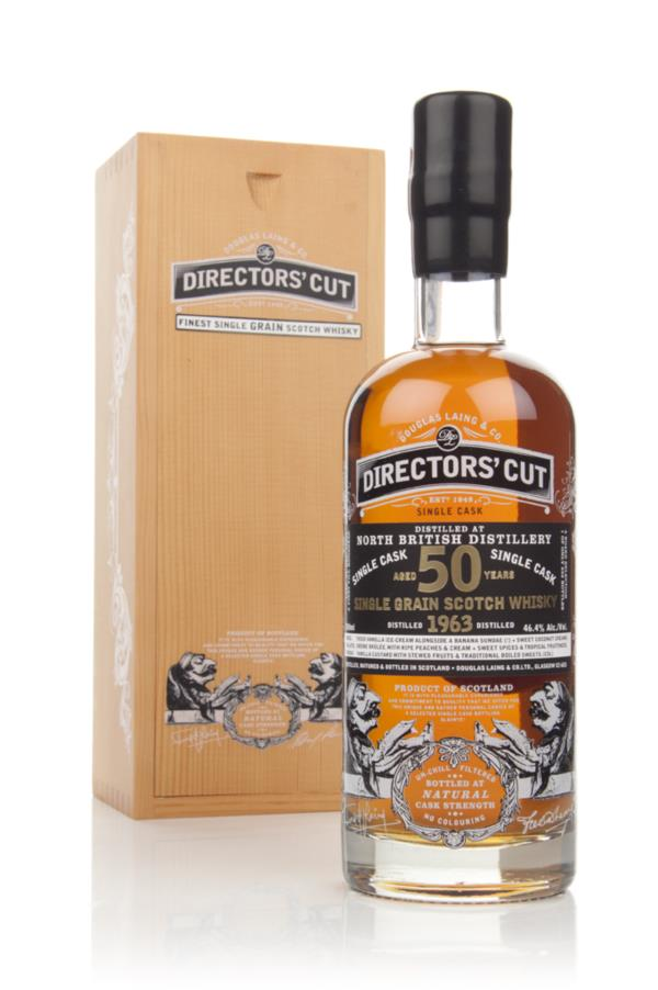North British 50 Year Old 1963 (cask 10268) - Directors' Cut (Douglas Grain Whisky