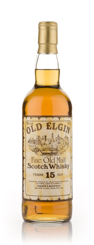 Old Elgin 15 Year Old Single Malt Whisky
