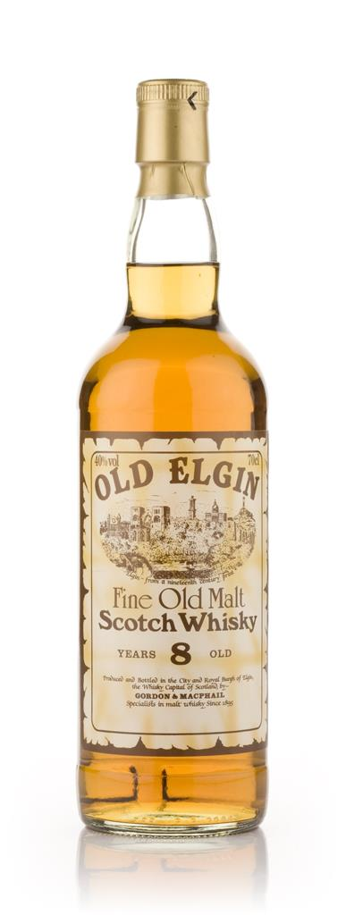 Old Elgin 8 Year Old Single Malt Whisky
