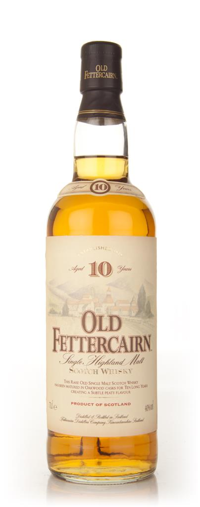 Old Fettercairn 10 Year Old Single Malt Whisky