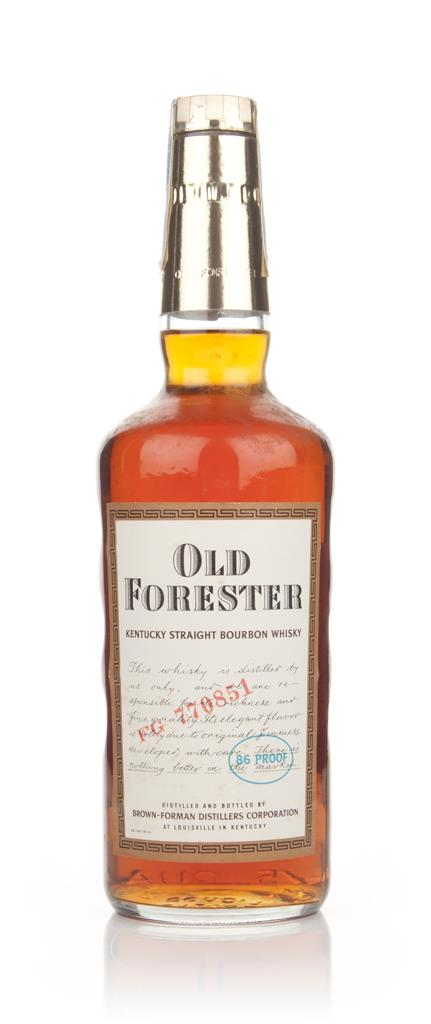 Old Forester Bourbon - 1974 Bourbon Whiskey