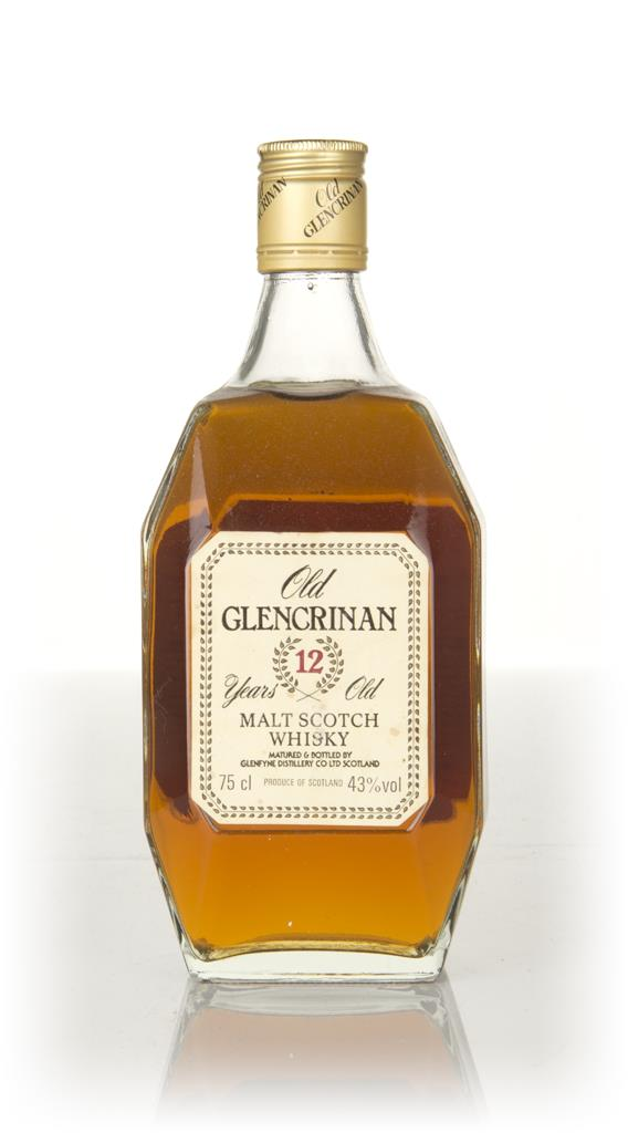 Old Glencrinan 12 Year Old - 1970s Blended Whisky