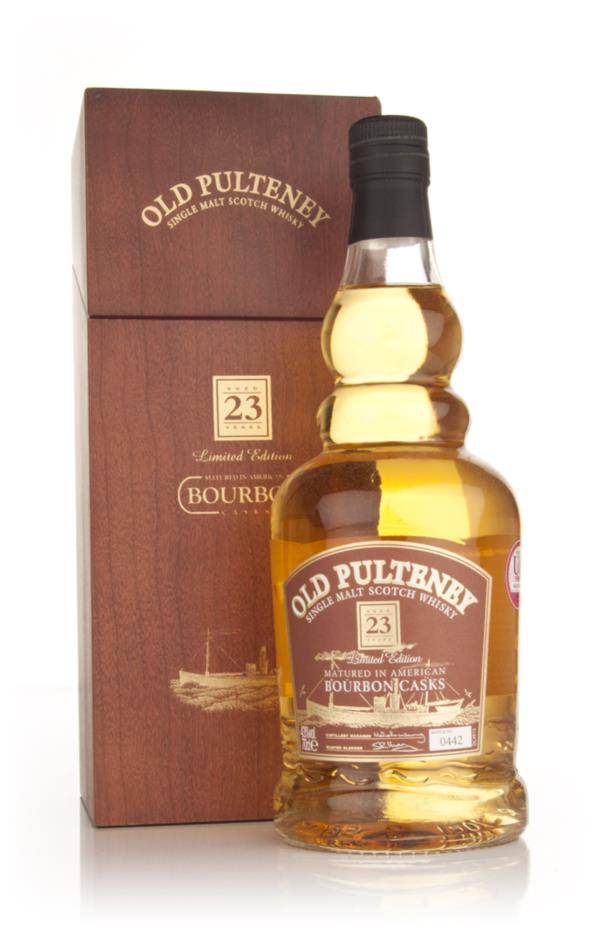 Old Pulteney 23 Year Old - Bourbon Casks Single Malt Whisky