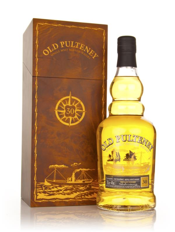 Old Pulteney 30 Year Old Single Malt Whisky
