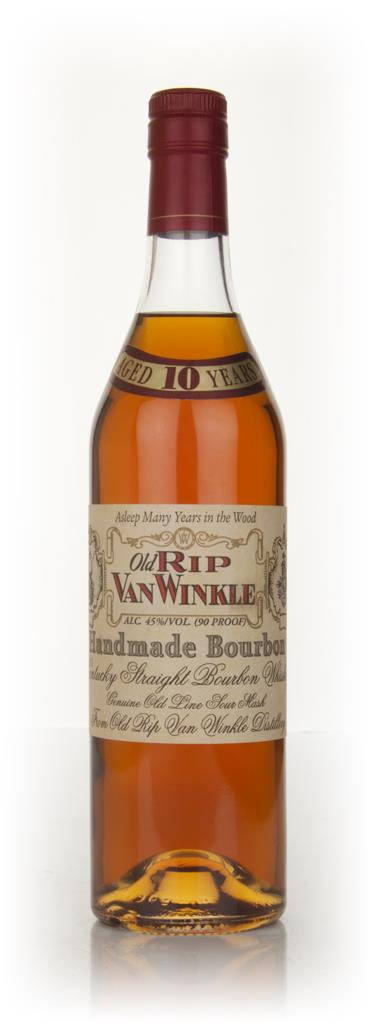 Old Rip Van Winkle 10 Year Old Whisky Whiskey