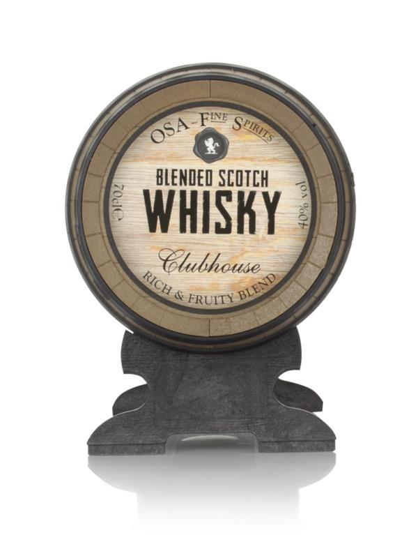 Clubhouse Blended Scotch Whisky Barrel Blended Whisky