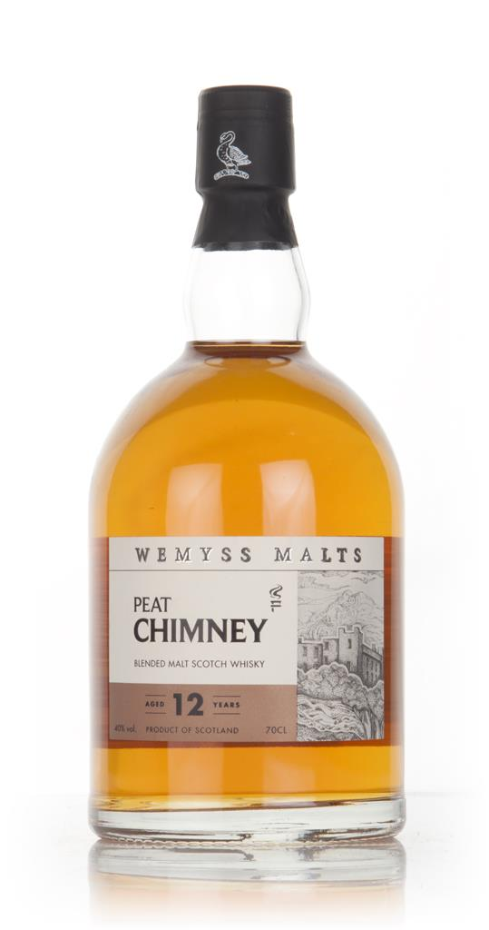 Peat Chimney 12 Year Old (Wemyss Malts) Blended Malt Whisky
