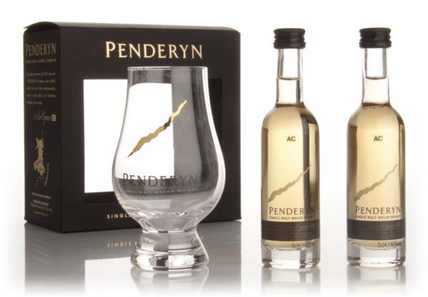 Penderyn With Tasting Glass Single Malt Whisky