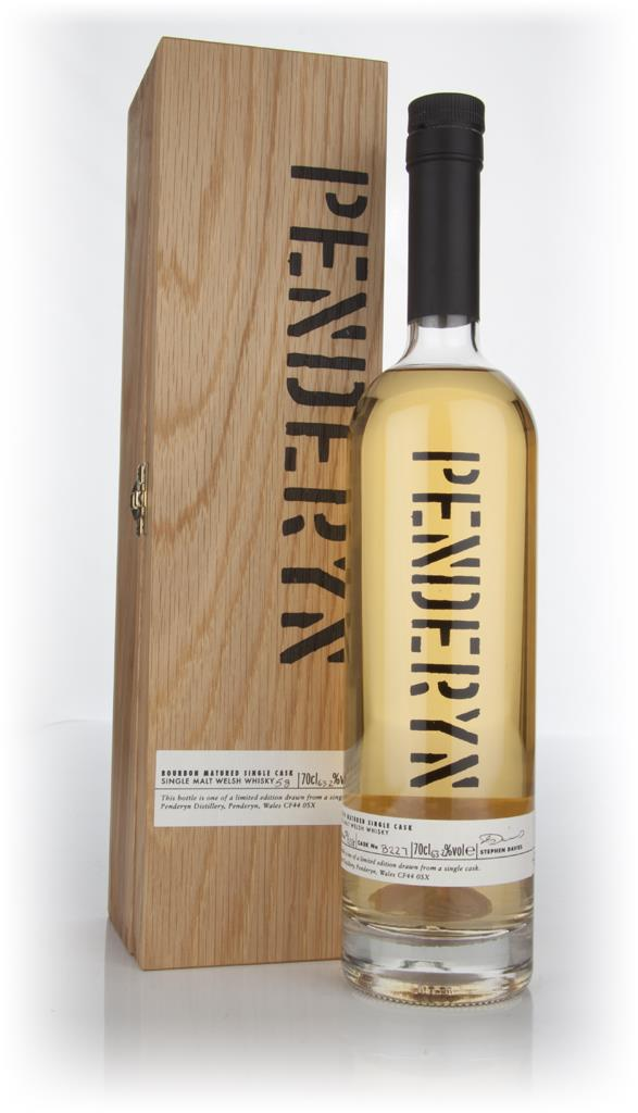 Penderyn Bourbon Cask B227 Single Malt Whisky