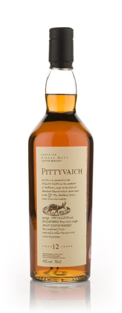 Pittyvaich 12 Year Old - Flora and Fauna Single Malt Whisky