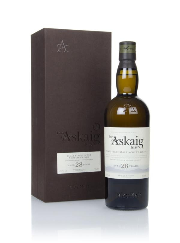 Port Askaig 28 Year Old  3cl Sample Single Malt Whisky