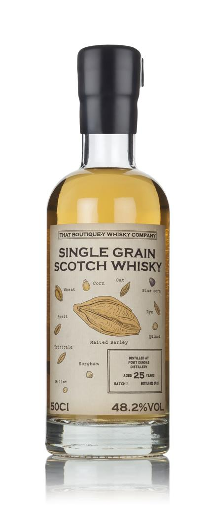Port Dundas 25 Year Old (That Boutique-y Whisky Company) 3cl Sample Grain Whisky