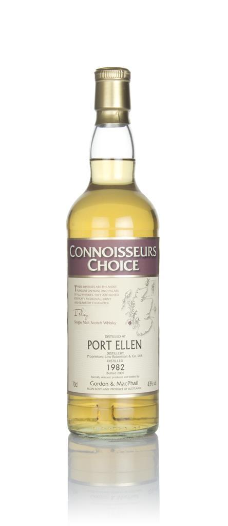 Port Ellen 1982 - Connoisseurs Choice (Gordon and MacPhail) Single Malt Whisky