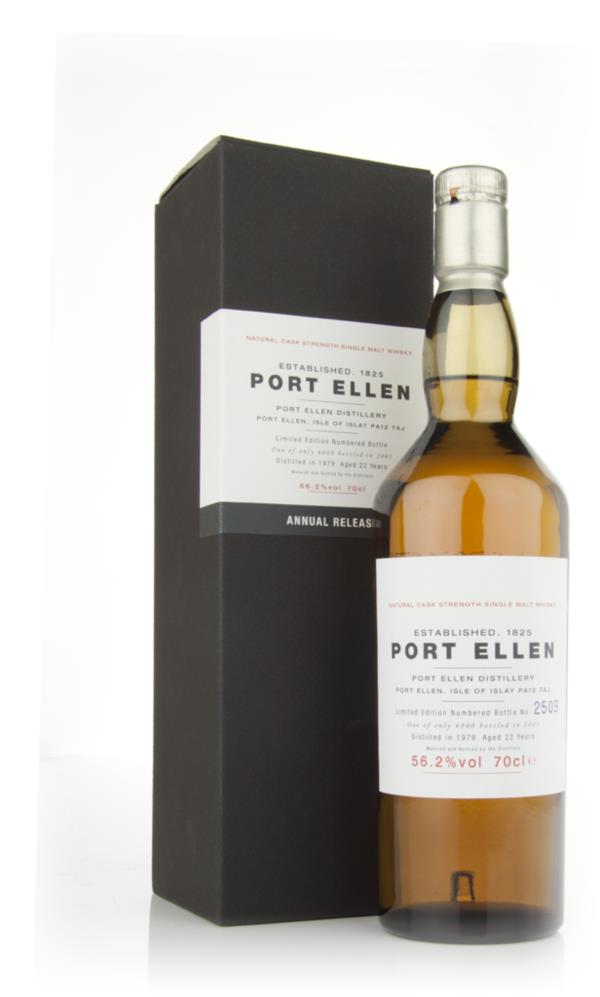 Port Ellen 22 Year Old 1979 Single Malt Whisky