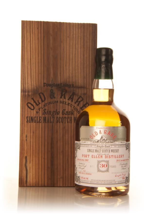 Port Ellen 30 Year Old 1982 - Old and Rare (Douglas Laing) Single Malt Whisky