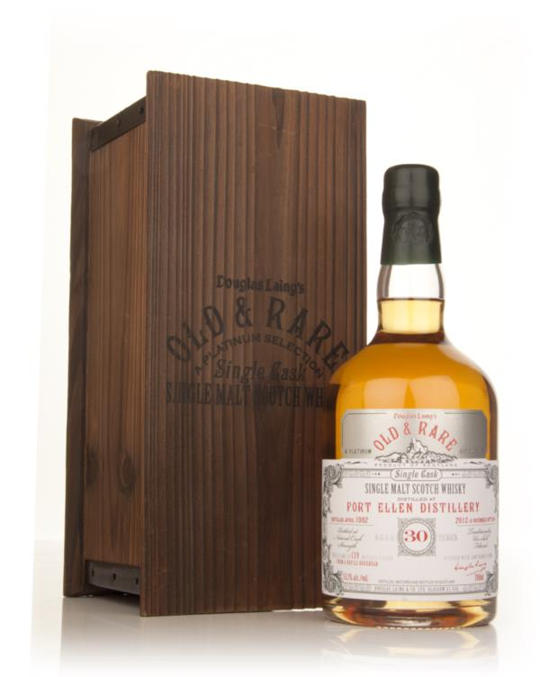 Port Ellen 30 Year Old 1982 - Old and Rare Platinum (Douglas Laing) Single Malt Whisky
