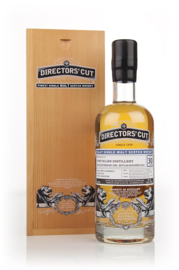 Port Ellen 30 Year Old 1983 (cask 10124) - Directors' Cut (Douglas Lai Single Malt Whisky