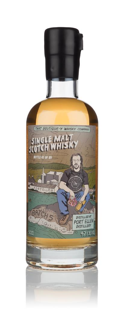 Port Ellen - Batch 4 (That Boutique-y Whisky Company) Single Malt Whisky