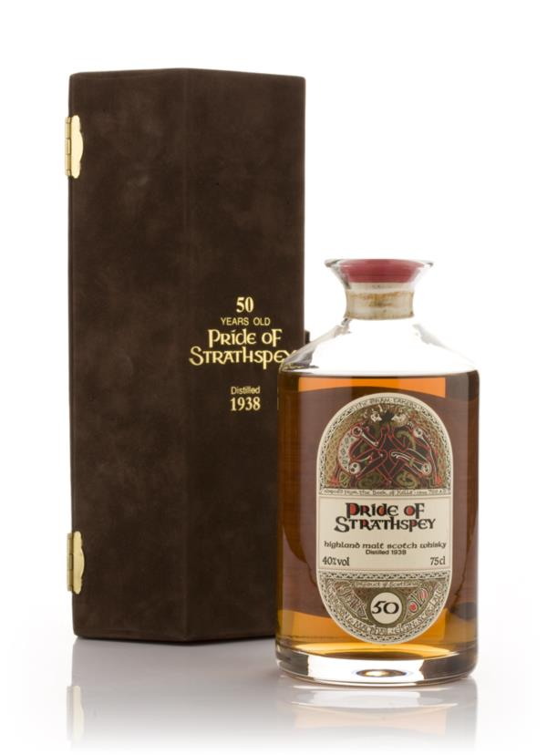 Pride Of Strathspey 50 Year Old 1938 Single Malt Whisky