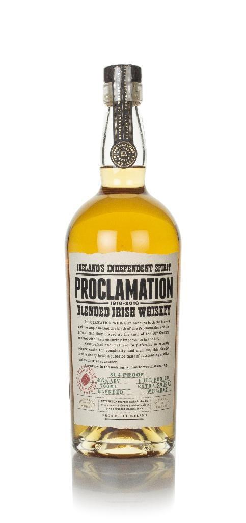 Proclamation Blended Irish Blended Whiskey