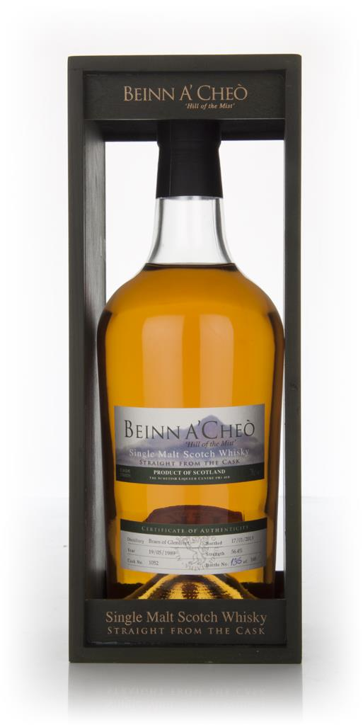 Braes of Glenlivet 1989 (Beinn aCheo) Single Malt Whisky