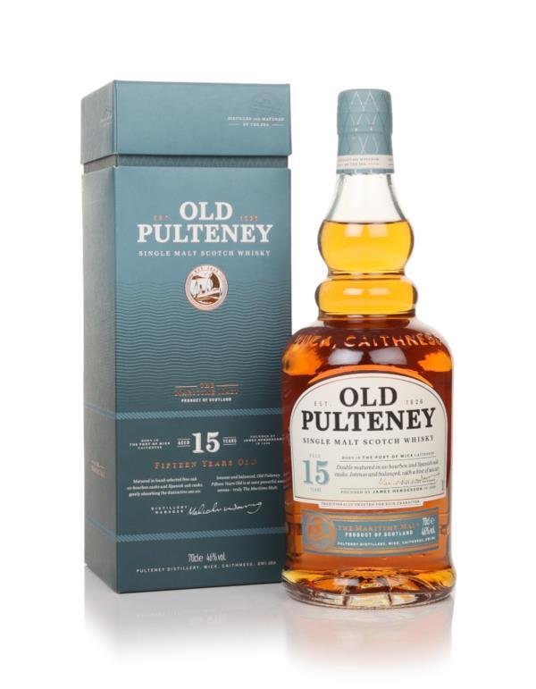 Old Pulteney 15 Year Old Single Malt Whisky