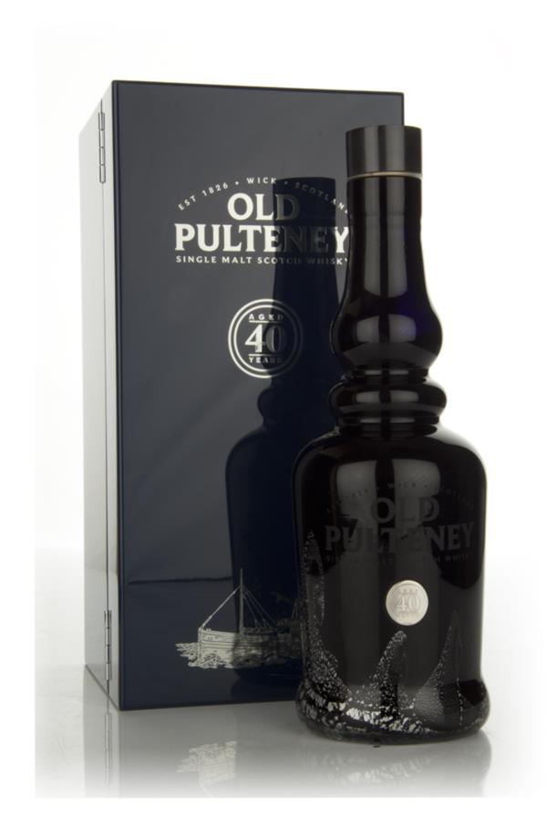 Old Pulteney 40 Year Old Single Malt Whisky