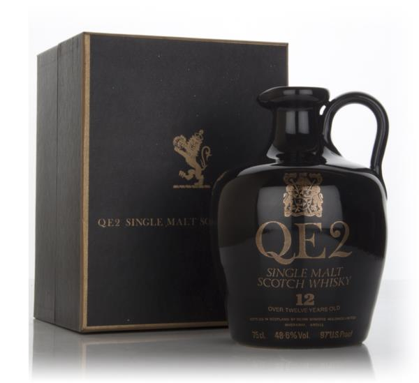 QE2 12 Year Old Single Malt Whisky