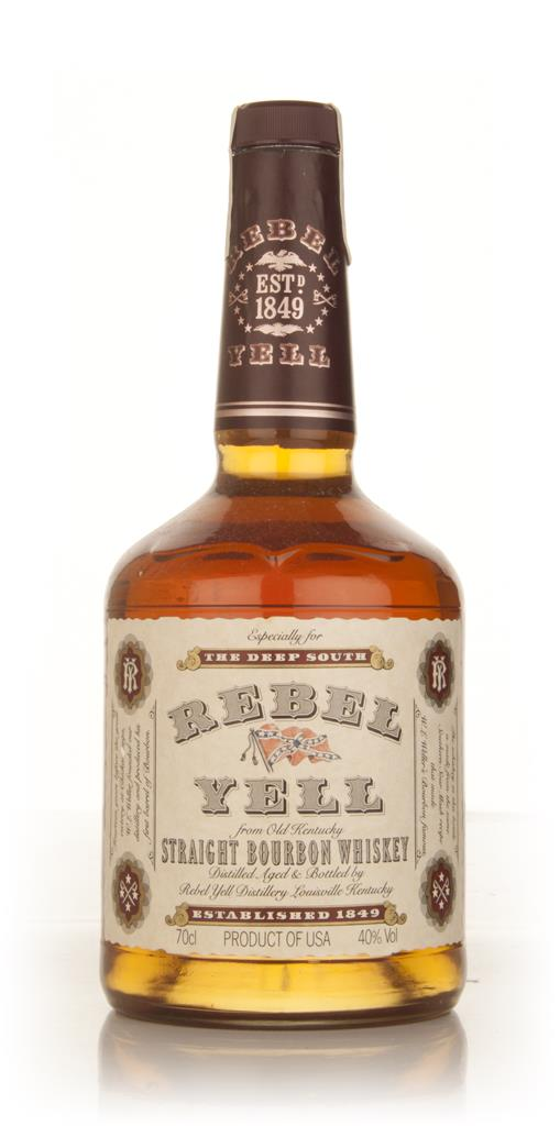 Rebel Yell Kentucky Bourbon - early 1980s Bourbon Whiskey