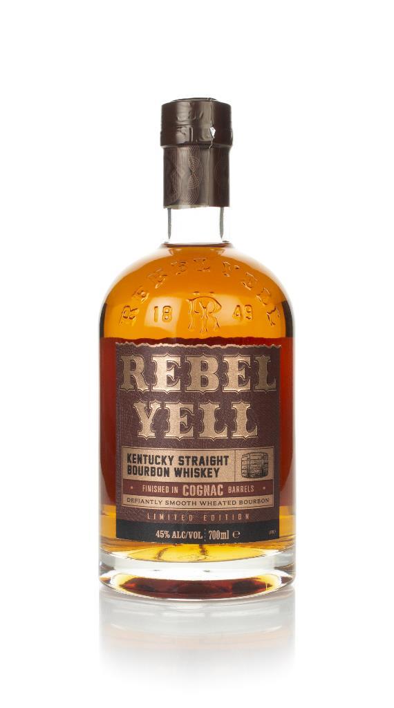 Rebel Yell Cognac Barrel Finish Bourbon Whiskey