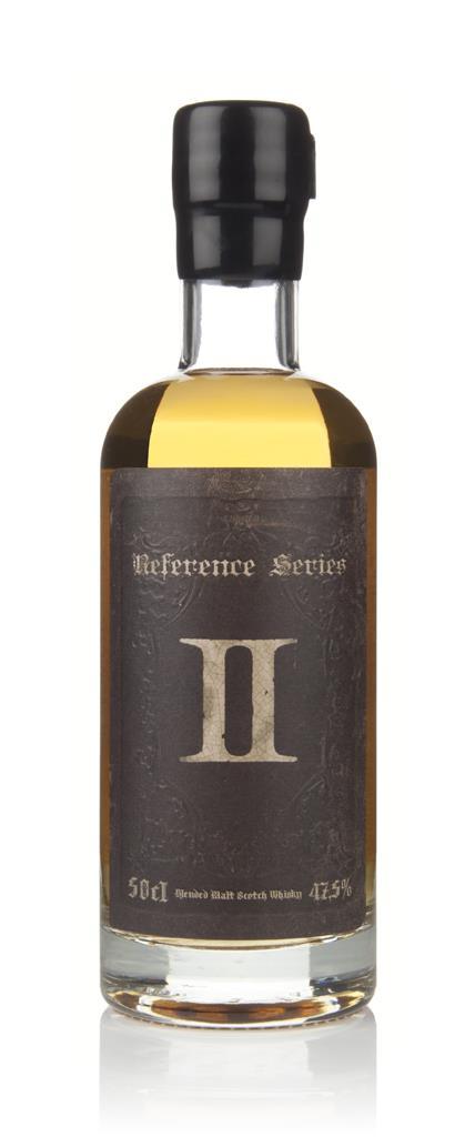 Reference Series II 3cl Sample Blended Malt Whisky