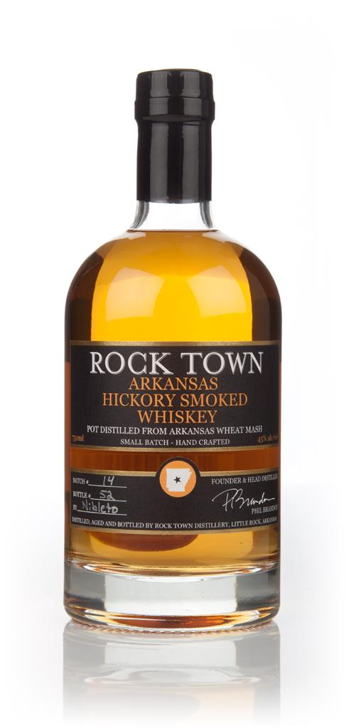 Rock Town Arkansas Hickory Smoked Wheat Whiskey