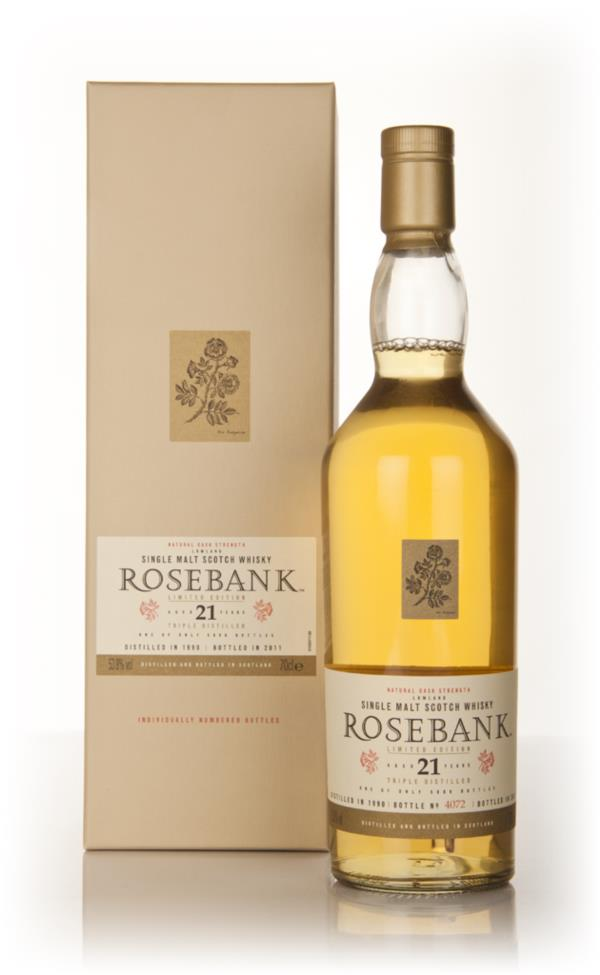 Rosebank 21 Year Old 1990 (2011 Release) Single Malt Whisky