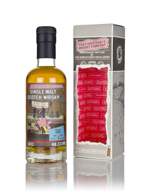 Rosebank 26 Year Old (That Boutique-y Whisky Company) 3cl Sample Single Malt Whisky