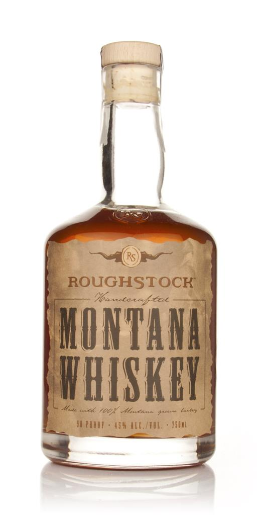 Roughstock Montana Single Malt Whiskey