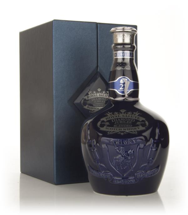 Royal Salute 21 Year Old Diamond Jubilee Whisky