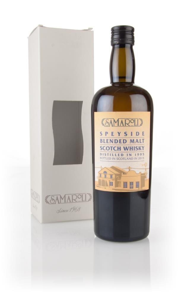 Speyside 1995 (bottled 2015) - Samaroli 3cl Sample Blended Malt Whisky