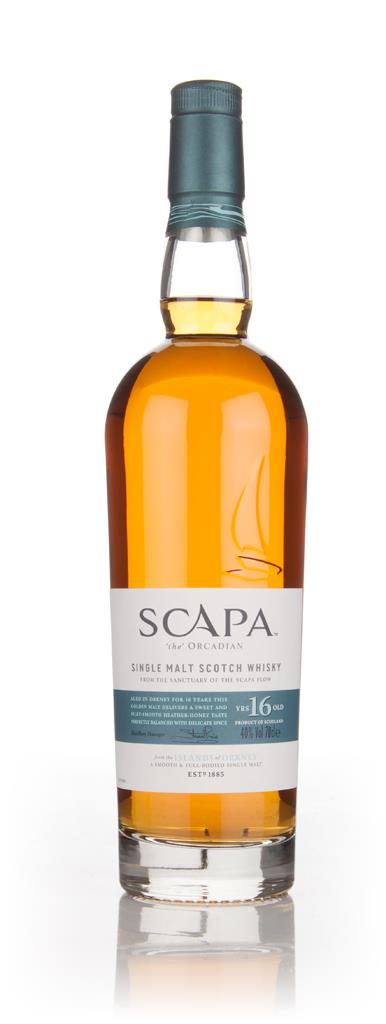 Scapa 16 Year Old Single Malt Whisky