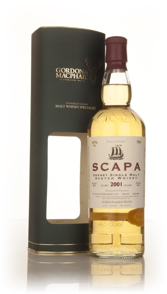 Scapa 2001 (Gordon & MacPhail) Single Malt Whisky