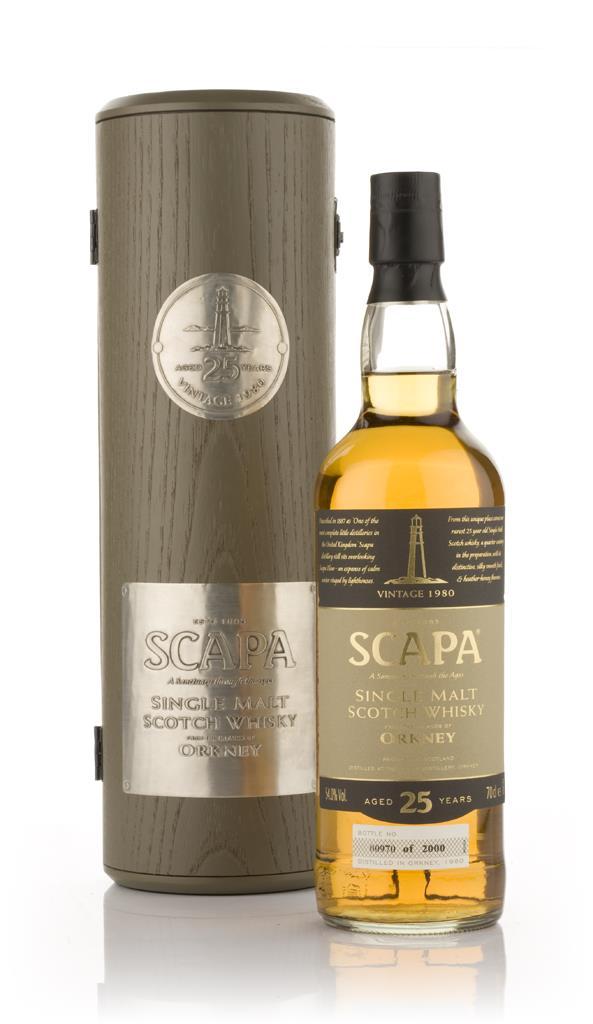 Scapa 25 Year Old 54.01% Single Malt Whisky